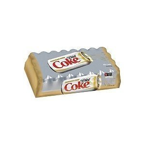 Diet Coke Caffeine Free - 32-12oz by Coca cola [Foods]