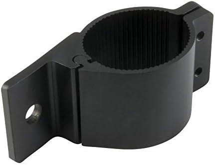 2x Scheinwerferhalterung Halterung Für Scheinwerfer Stoßfänger Klemme Rohrhalterung 49 54mm Auto