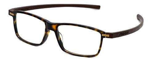 5a65001792bad Tag Heuer Designer Optical Eyeglasses TH3951-003 in Tortoise 53mm DEMO LENS