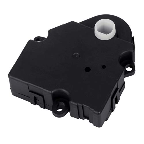 HVAC Blend Control Actuator - Replaces# 604-106, 89018365, 52402588 - Fits for 1994-2012 Chevrolet, Chevy, GMC - Silverado 1500 & 2500, Tahoe, Sierra - Air Door Actuator - Heater Blend - Control Actuator