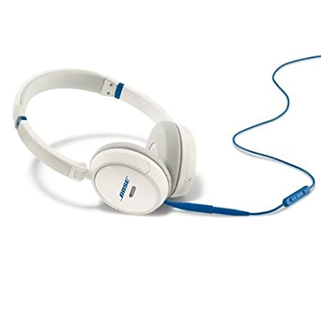 Review Bose On Ear Headphones-White