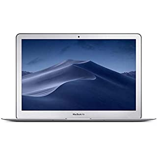 "Apple MacBook Air MD760LL/A Intel Core i7-4650U X2 1.7GHz 8GB 256GB SSD 13.3"", Silver (Renewed)"