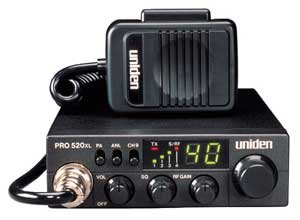 Pro Trucker Pickup CB Radio Kit Includes Radio, 4' Antenna, CB Antenna Mount, CB Coax, SWR Meter w/ Jumper Coax, Speaker, and Spring by Pro Trucker (Image #2)