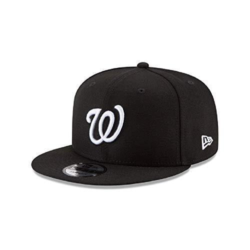 New Era MLB Basic SNAP 950 Washington Nationals Black White Snapback ()