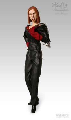 """Sideshow Collectibles Buffy the Vampire Slayer 12"""" Action Figure Vampire Willow"""