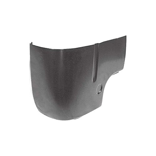 MACs Auto Parts 48-31897 Pickup Truck Cab Corner - 15 High - Lower Rear - Left Outer - Without Filter Neck Indent Hole ()