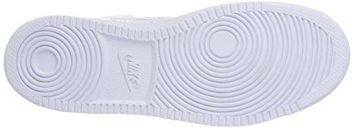 scarpe uomo Basket da Bianco Nero 102 616281 Nike 6qxZvF