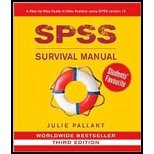 SPSS Survival Manual - Step by Step Guide to Data Analysis Using SPSS for Windows (Version 15) (3rd, 08) by Pallant, Julie [Spiral-bound (2007)] pdf epub