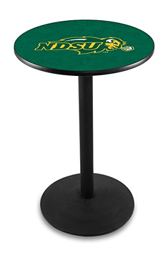 Holland Bar Stool L214B North Dakota State University Officially Licensed Pub Table, 28