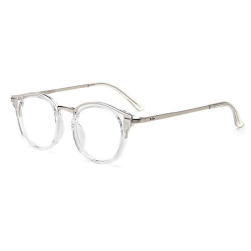 dking-vintage-round-prescription-eyeglasses-horn-rim-clear-lens-eye-glasses-frame-white