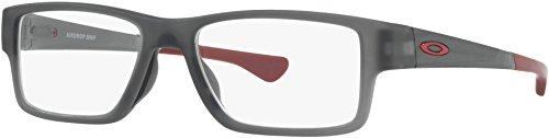 Oakley - Airdrop Trubridge - Satin Gray Smoke Frame - Airdrop Oakley