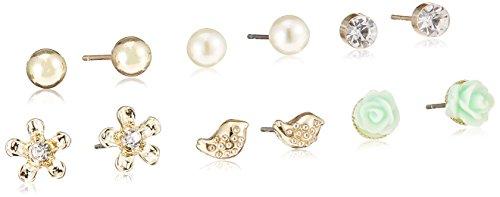 Funky Fish Stud Earrings for Women (Multicolor) (I-687_G7297473315783)