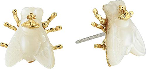 Vivienne Westwood Women's Portobello Earrings Gold One ()