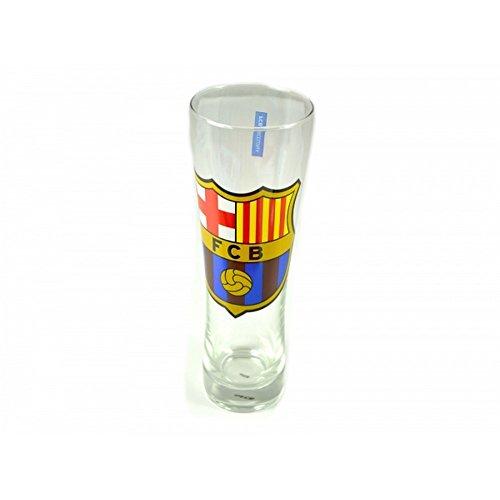 (Barcelona Fc Crest Peroni Pint Glass)
