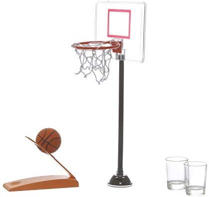 juego de beber baloncesto de mesa, para 2 personas: Amazon.es: Hogar