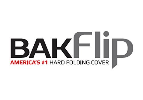 BAK Industries 35409 BakFlip HD All Metal Tonneau Bed Cover
