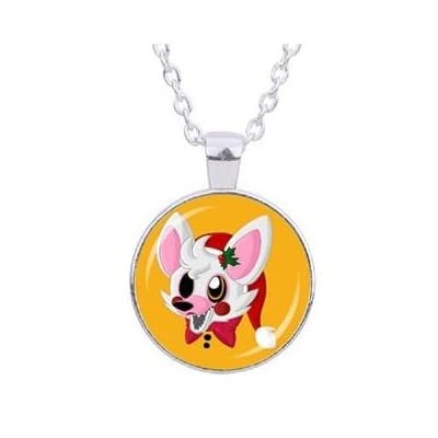 fat cat sales Mangle Pendant Necklace FNAF: Toys & Games