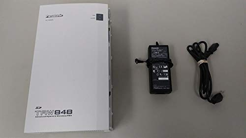 Panasonic KX-TAW848 4 CO Line by 4 APT Station KSU
