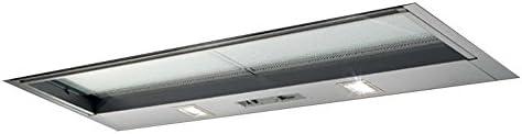 Elica SKLOCK-LED-60 - Campana de cocina, color plateado: 230.13: Amazon.es: Grandes electrodomésticos