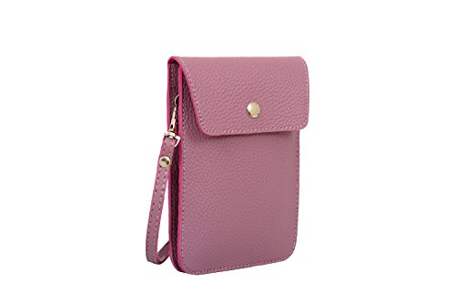 Hb15249 Aria Mellow Cross Women's One Mauve Bag Mauve Body World Size qEAwpft