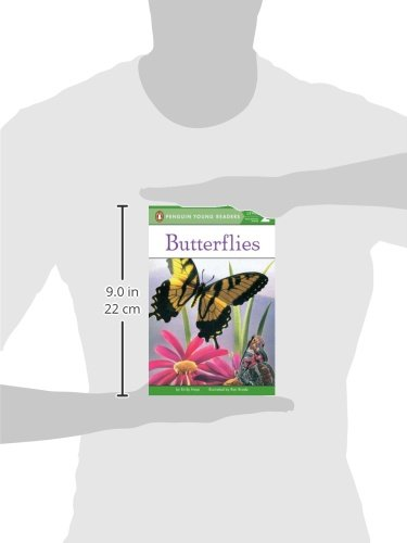 Amazon.com: Butterflies (Penguin Young Readers, Level 2 ...