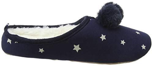 Bleu Navy Frnstar Mitsy Femme Star Joules Pantoufles French w17tUq