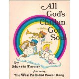 All God's Chillun Got Soul, Morrie Turner, 0817008926