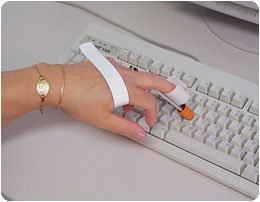 Sammons Preston Typing Aid by Rolyn Prest by Rolyn Prest