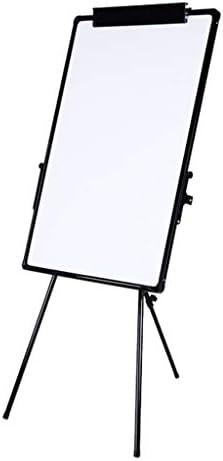 Liu- 三脚ホワイトボード磁気ホワイトボードリフティングホームモバイルホワイトボードミーティングのトレーニング教材60×90センチメートル