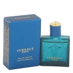 Versace Eros Cologne By Versace for Men 0.16 oz mini edt