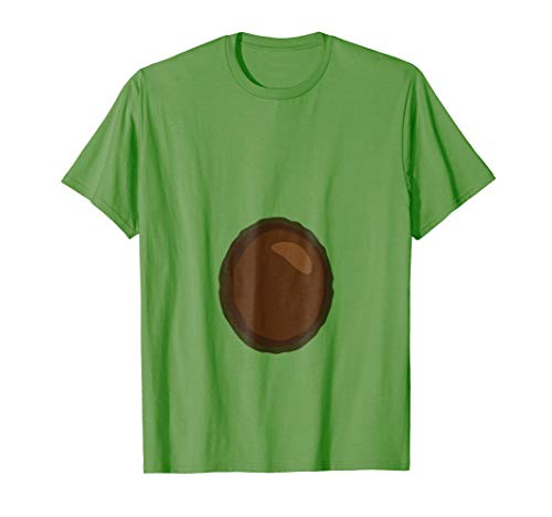 (Avocado Pit Fruit & Vegetable Halloween Costume)