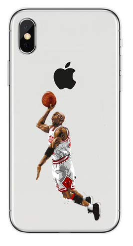 coque iphone xr nba art design