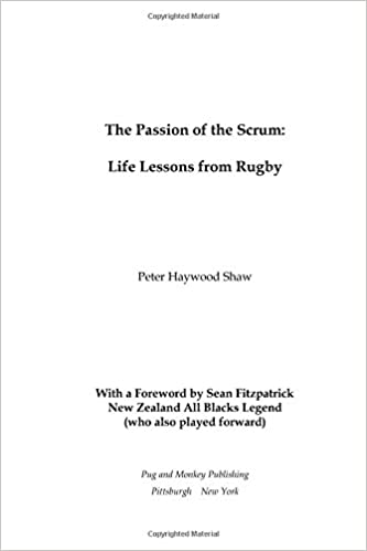\INSTALL\ The Passion Of The Scrum: Life Lessons From Rugby. Colton utakmici video Discover traves lugar Prepared