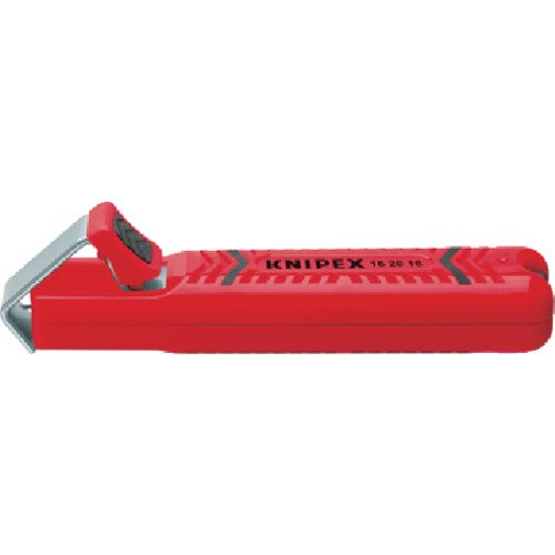 Knipex Cuchillo Pelacables 16 20 165 SB 165mm Rojo