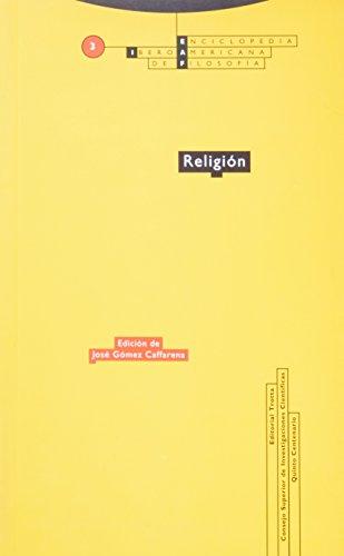 Descargar Libro Religión José Gómez Caffarena