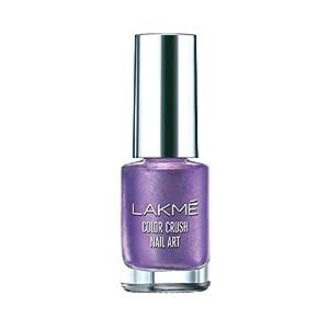 Lakme Color Crush Nailart, U4, 6ml And Lakme Color Crush Nail Art, U3, 6ml