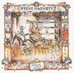 Steve Hackett - Please Don't Touch! - Charisma - 9124 024