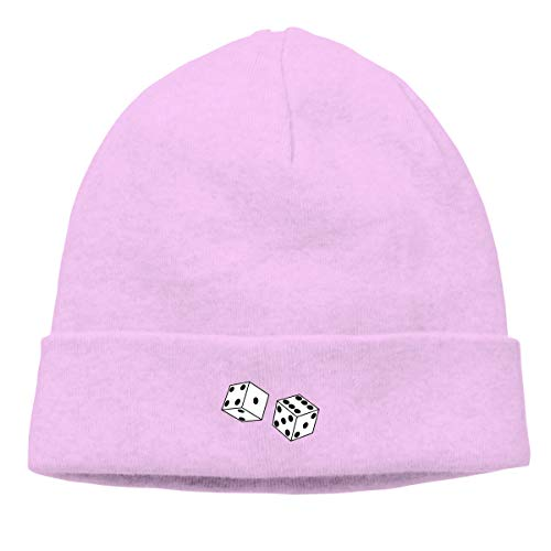 MIPU SHANGMAO Dice Game Beanie Cap Soft Warm Hat Hedging Caps Wool Cap Men Women