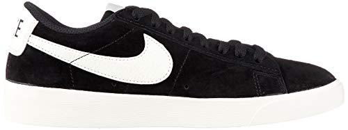 Nike Sd Basses Femme Low sail W Blazer Sneakers sail 001 Multicolore black rqtXr