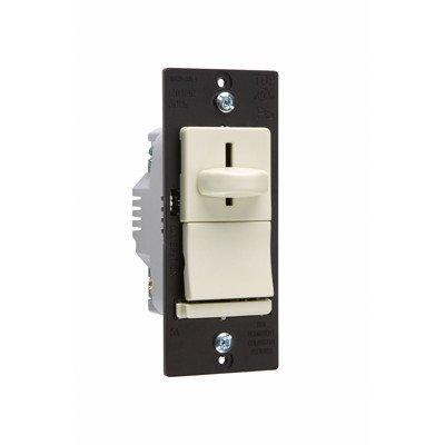 Slide Housing (TradeMaster 5Amp Decorator Slide Fan Control Preset with Housing in Light Almond)
