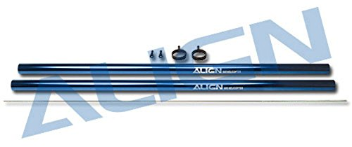 Align Tail Boom, Blue (2): All T-Rex 600 for sale  Delivered anywhere in USA