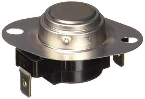 (Whirlpool W3391914 Dryer High-Limit Thermostat Original Equipment (OEM) Part, Silver)