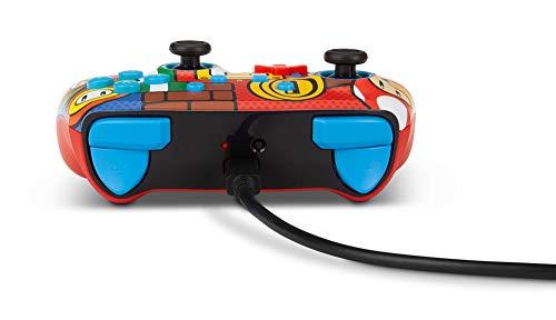 PowerAEnhanced Wireless Controller for Nintendo Switch - Mario Pop