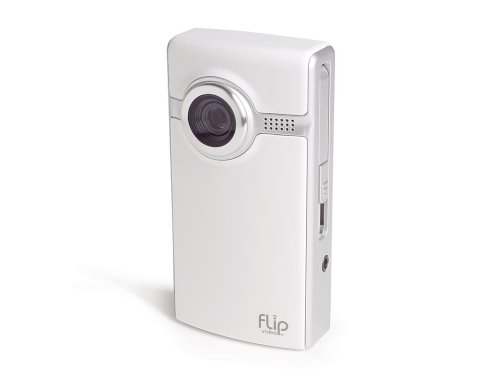 Amazon.com : Flip Ultra Series Camcorder, 60-Minutes (White ...