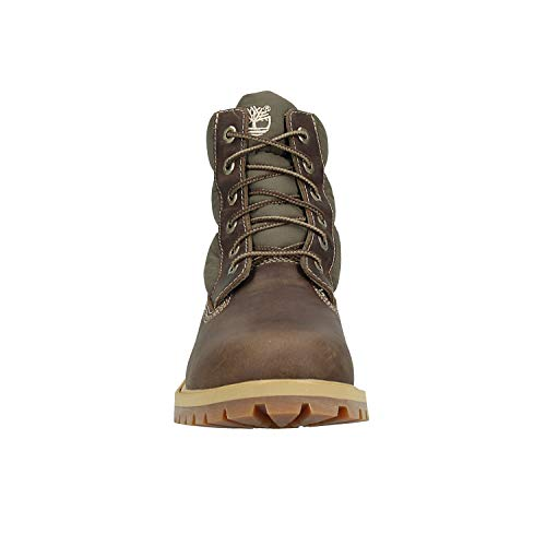 Quilt Timberland Marrone 6in Botin Donna Book Per gqHwO5