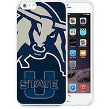 img - for Generic iPhone 6 Plus TPU Case,Ncaa Pacific 12 Conference Pac 12 Football Ncaa Mountain West Conference Mwc Utah State Aggies 6 White Cover Case For iPhone 6S Plus 5.5 inches book / textbook / text book