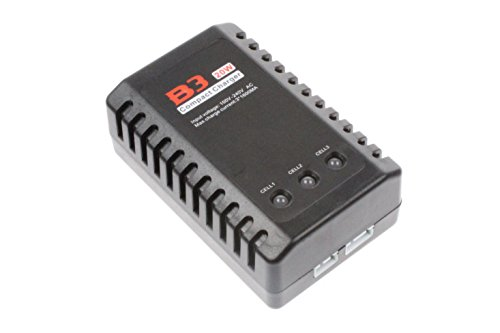 - NOYITO 20W Compact Charger Lithium Battery Balance Charger Suitable for 7.4V 11.1V 2S 3S Lithium Battery (20W)