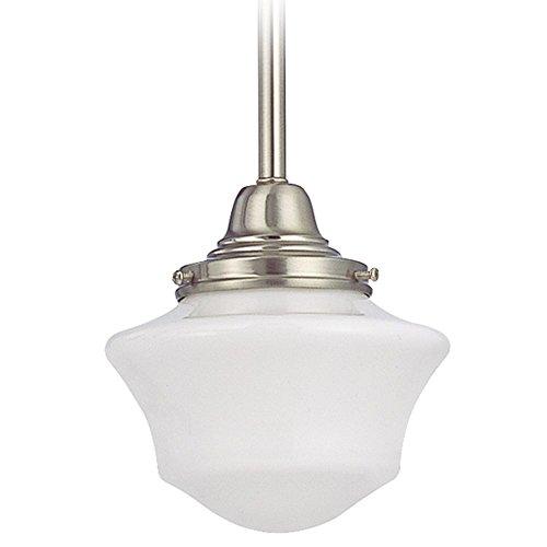 Pendant Light Satin Nickel - 2