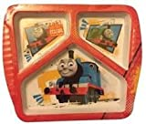 Thomas The Tank Engine - Thomas The Train 3 - Section Plate by Zak Designs