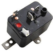 PACKARD PR290Q Fan Relay 24 VAC Coil SPST NO Contacts